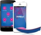 OhMiBod BlueMotion App Controlled Vibrator - Roze/Blauw