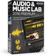 Magix Audio & Music Lab 2016 Premium - Nederlands / Windows