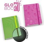Mustard Desktop Glowbook - Rocket - Groen