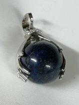 Helende handen Lapis Lazuli
