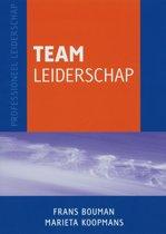 Professioneel leiderschap - Teamleiderschap