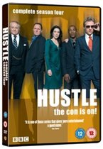 Hustle: Series 4 (dvd)