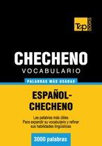 Vocabulario Español-Checheno - 3000 palabras más usadas