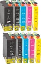 Huismerk - T2621 t/m T2636 XL Multipack 10 stuks Epson