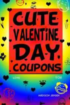 Cute Valentine Day Coupons