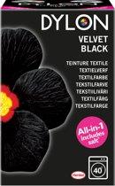 Dylon wasmachine textielverf - zwart