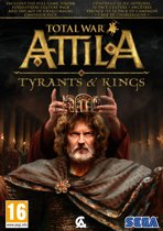 Total War Attila - Tyrants & Kings - PC