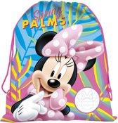 Disney Minnie Mouse Spring Palms - Gymbag - 42 x 33 cm - Multi