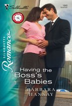 Having the Boss's Babies (Mills & Boon Silhouette)