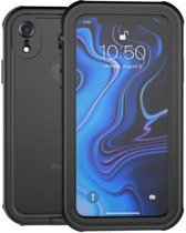 Knaldeals.com - Apple iPhone Xr hoesje - Waterproof Case - zwart