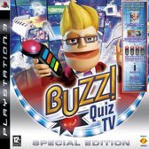 Buzz! Quiz Tv Spec.Edition & Wireless Buzzers
