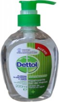 Dettol desinfecterende handgel 200ml