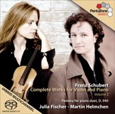 Complete Works For Violin And Piano Vol.2