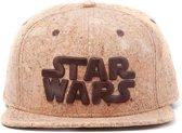 Star Wars - snapback met logo Cork