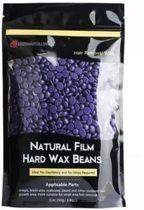 Dermarolling Hard Wax Beans Original 250gr. Paars