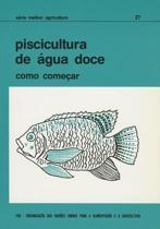 Piscicultura de Agua Doce