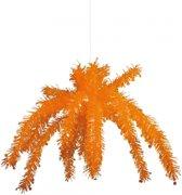 Oranje plafond decoratie