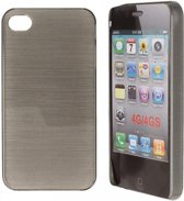 iPhone 4 Hoesje - Special Edition Hard Case Grijs