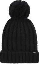 O'Neill Chunky Knit Beanie Dames Muts - Black Out