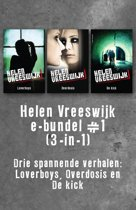 Helen Vreeswijk e-bundel #1 (3-in-1)