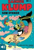 Rasmus Klump som dykker