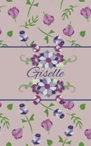 Giselle: Small Personalized Journal for Women and Girls