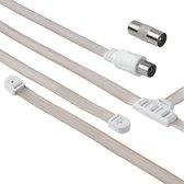 Hama antenne dipole met coax aansluiting 1,5m