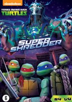 Teenage Mutant Ninja Turtles - Super Shredder