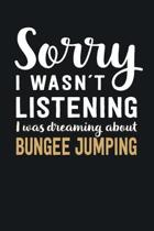 I was Dreaming about Bungee Jumping