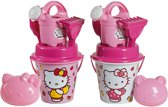 Hello Kitty Emmerset 17cm 6-delig | 2 assorti