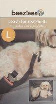 Beeztees Tussenlijn Voor Autogordel - Hond - 85 cm