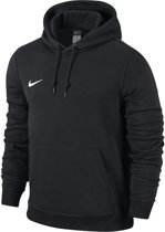 Nike Team Club Hooded  Sporttrui - Maat 128  - Unisex - zwart