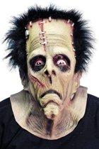 Latex Frankenstein-masker voor volwassenen Halloween - Verkleedmasker - One size