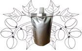 Kukui olie - navulling 100ml pouch met schenkmond (hersluitbaar)
