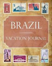 Brazil Vacation Journal