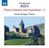 Ries: Piano Sonatas & Sonatinas 2