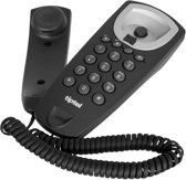 Tiptel 118 USB - VoIP telefoon - Zwart