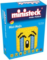 Ministeck Mini-moji Weeping Emoticon