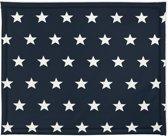 Jollein Litte star- Boxdek- 75x95cm- navy