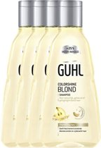Guhl Shampoo Colorshine Blond Voordeelverpakking