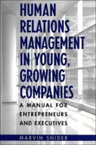 Human Relations Management in Young, Growing Companies