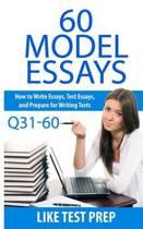 60 Model Essays Q31-60