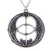 Chalice Well hanger , keltische sieraden chalice well
