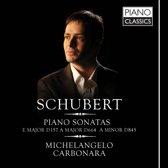 Schubert; Piano Sonatas