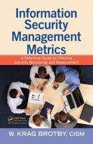 Information Security Management Metrics