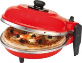 Pizzaoven Optima Napoli - Rood