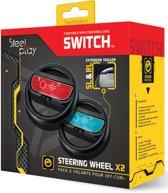 Steelplay Joy-Con Steering Wheel Set - Switch