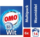 Omo Wit - 798 g - Waspoeder x6