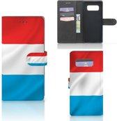 Bookcase Hoesje Samsung Galaxy Note 8 Luxemburg