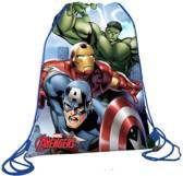 Avengers World Trekkoordtas 39 cm hoog
